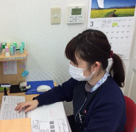 管理薬剤師 Kさん